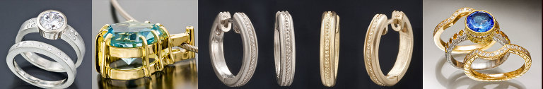 Best photographer for top quality jewelry on white, gray, black and other sets